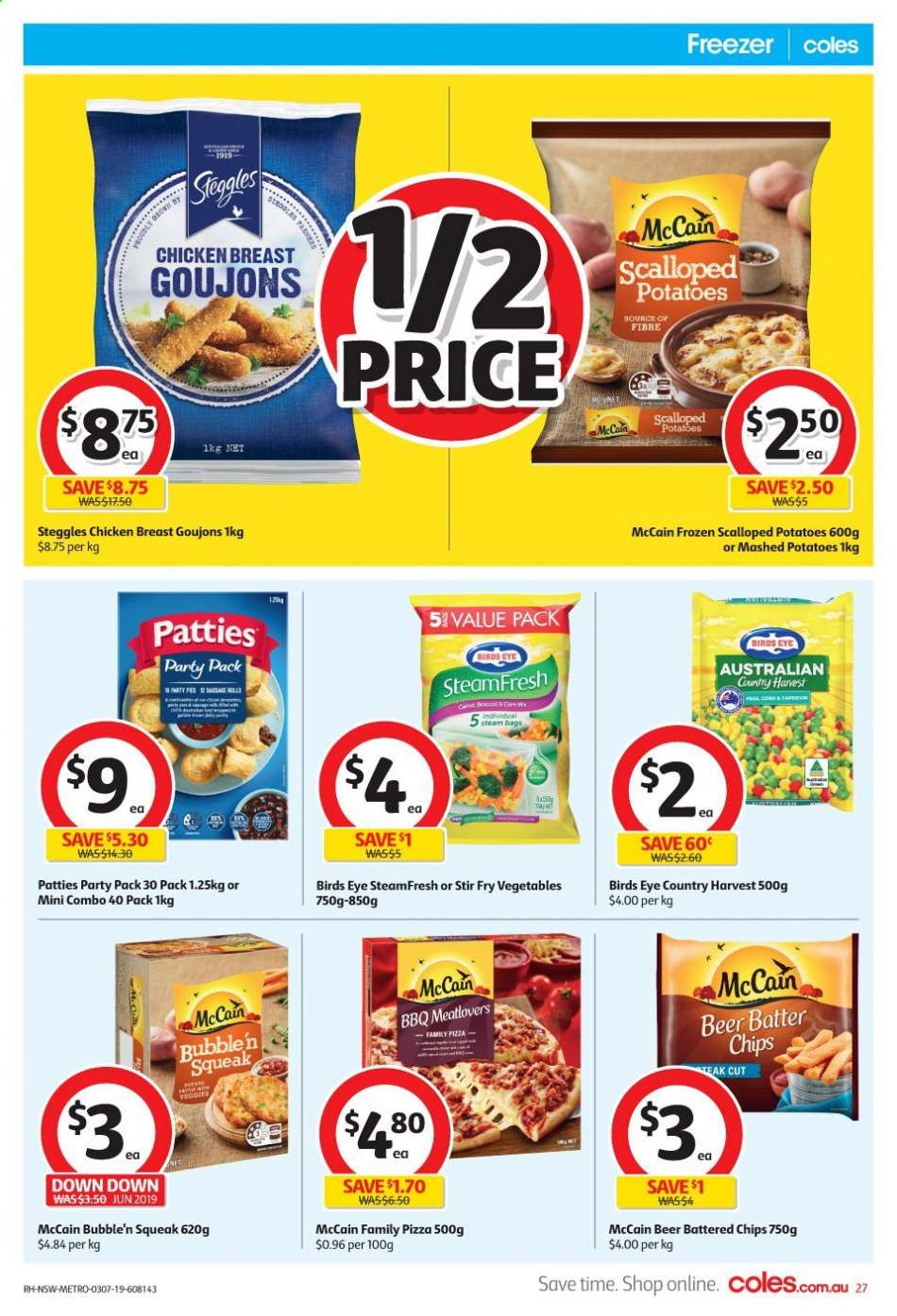 Coles Catalogue And Weekly Specials 372019 972019 Au