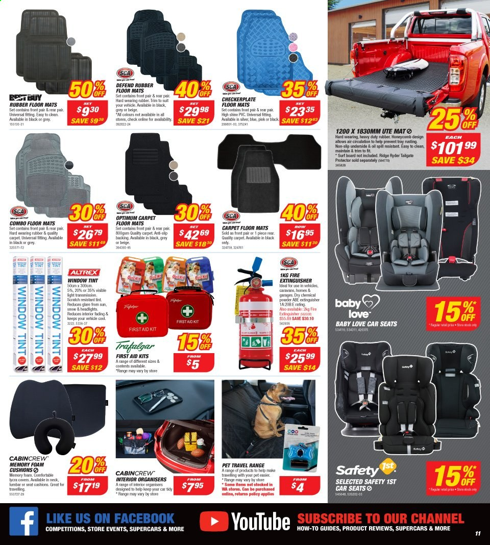 Supercheap Auto catalogue and weekly specials 3 7 2019