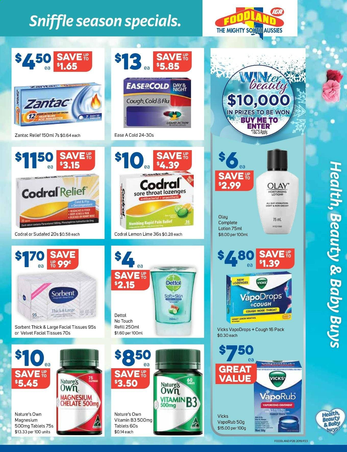 Foodland catalogue and weekly specials 10 7 2019 - 16 7 2019 | Au