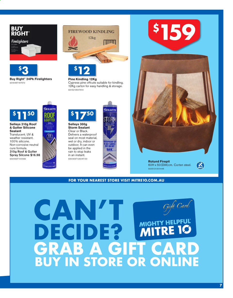 Mitre 10 catalogue and weekly specials 17 7 2019 - 28 7 2019 | Au