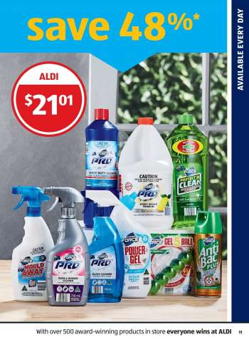 ALDI Catalogue - 31.7.2019 - 6.8.2019.