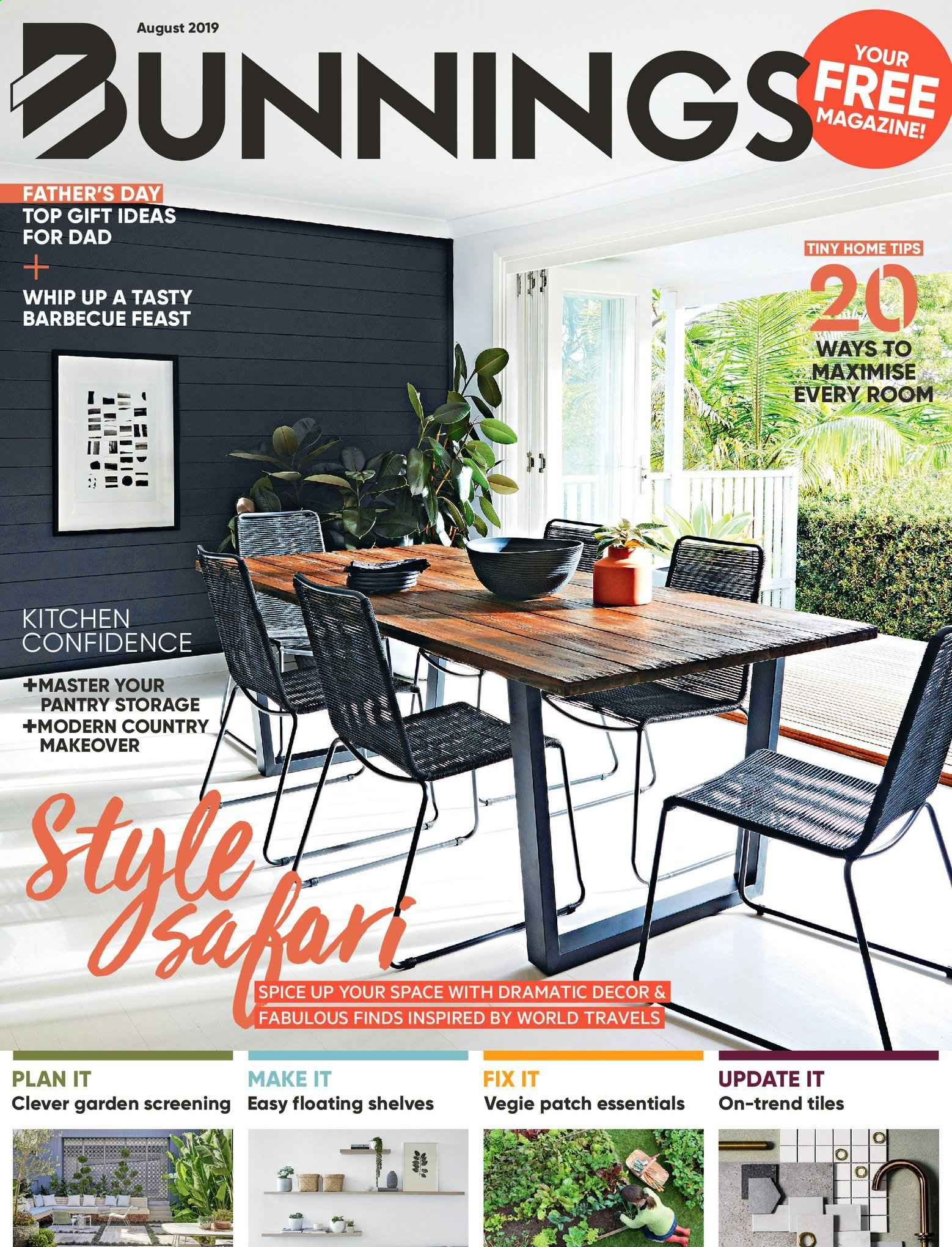 Bunnings Warehouse catalogue and weekly specials 1 8 2019