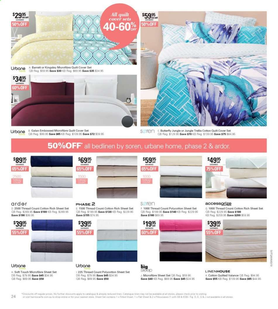 Harris Scarfe Catalogue And Weekly