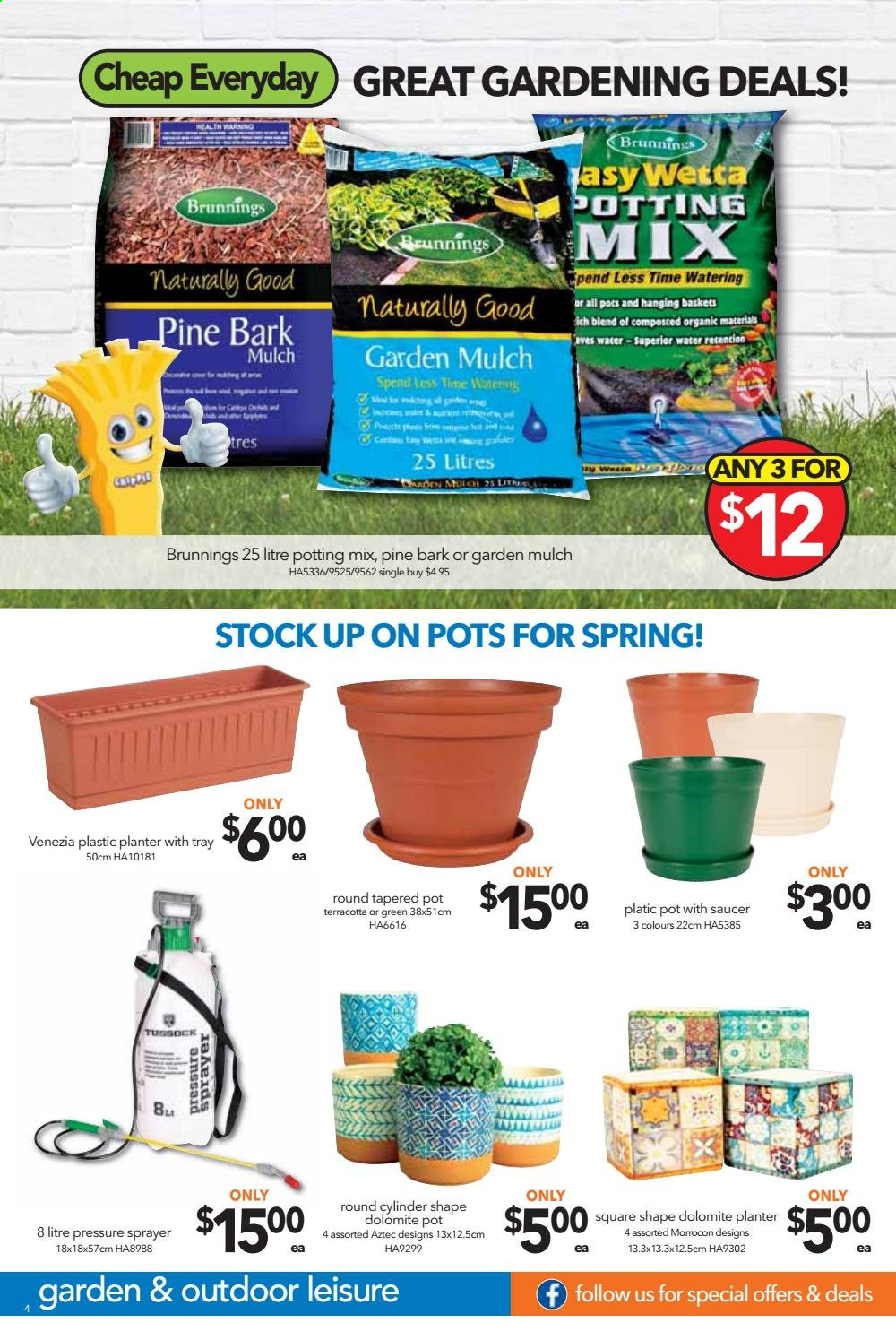 Cheap as Chips catalogue and weekly specials 7 8 2019 - 13 8