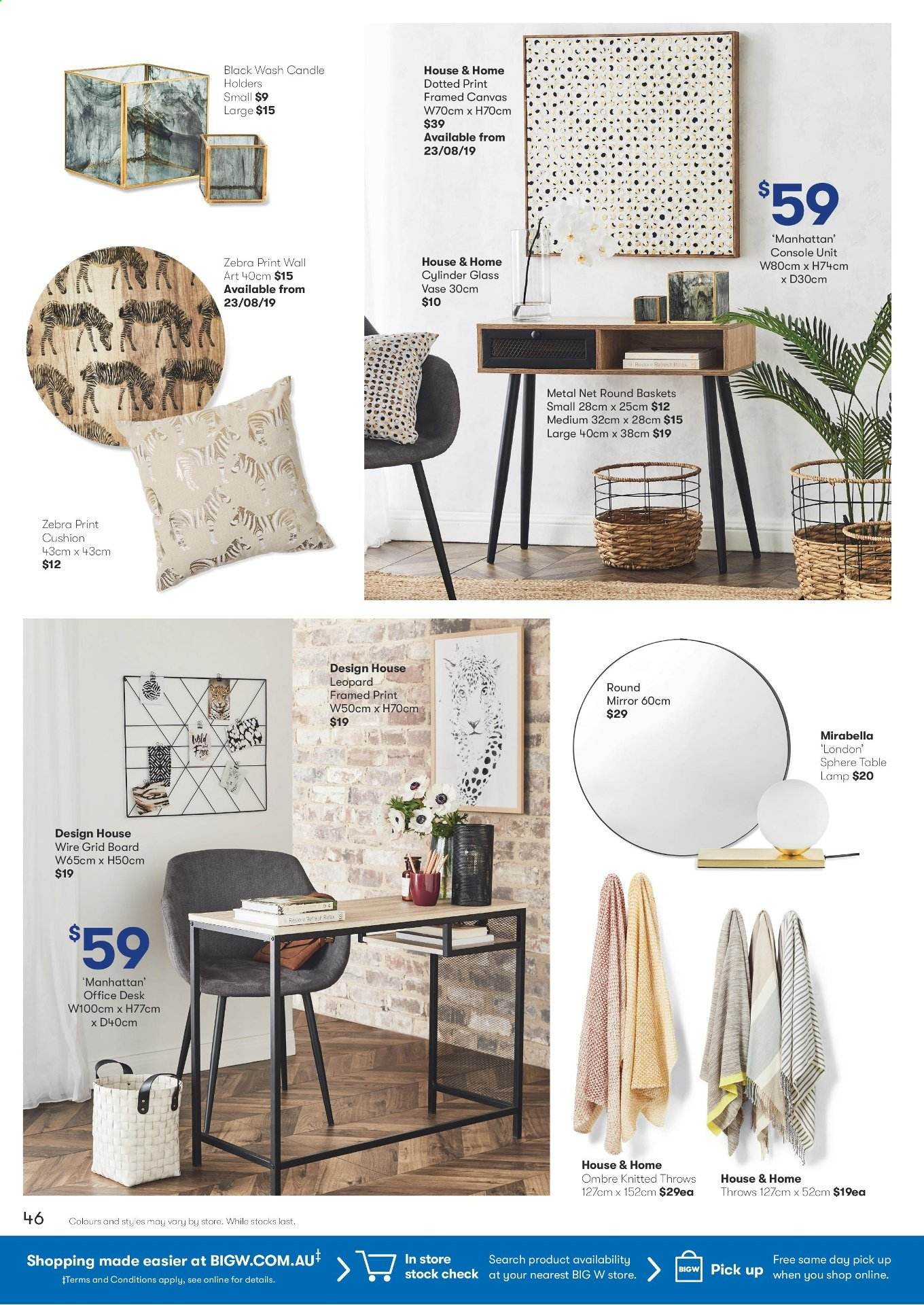 BIG W catalogue and weekly specials 15 8 2019 - 1 9 2019
