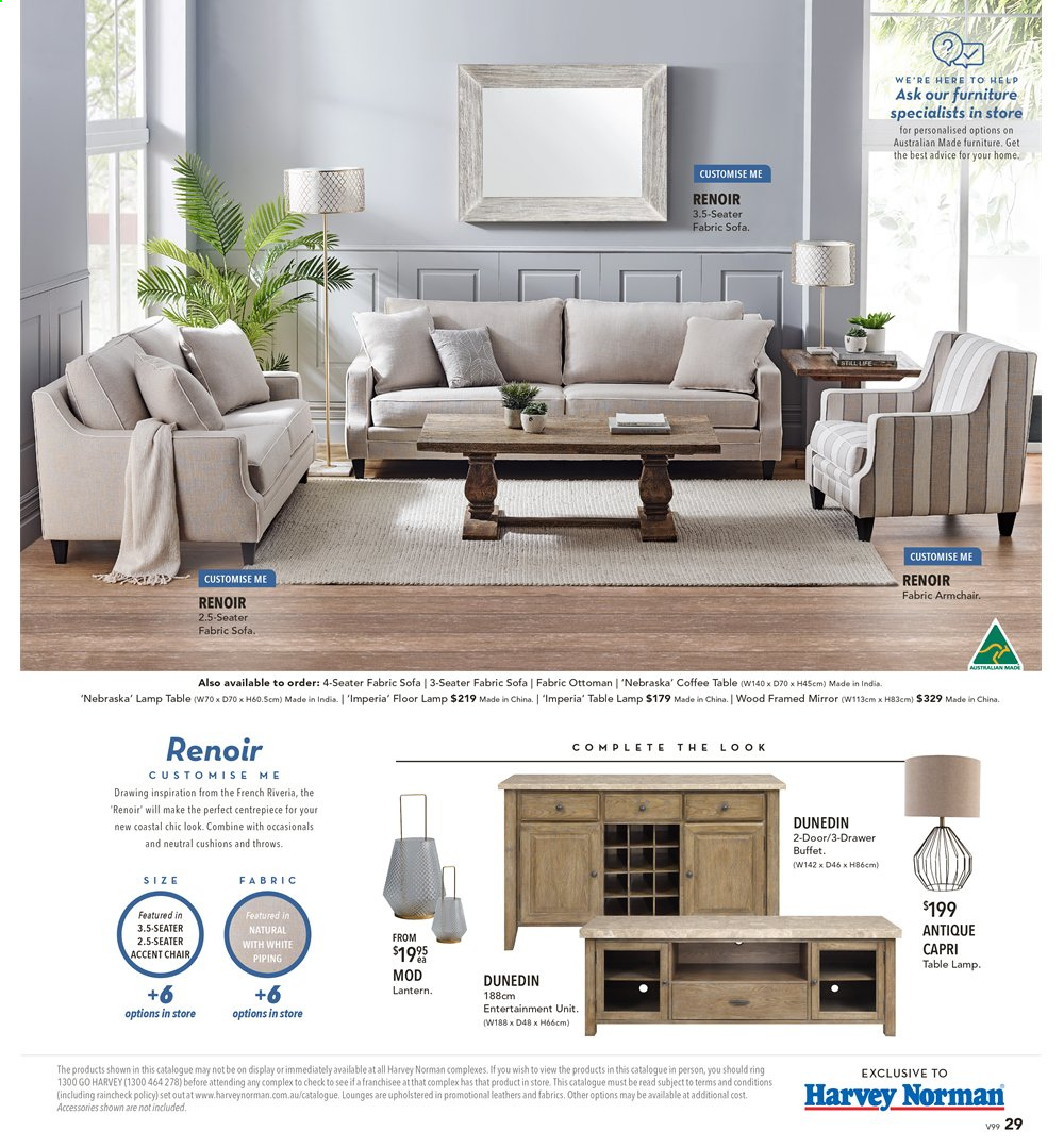 Harvey Norman catalogue 10.10.10 - 10.10.10 - page 210  AU