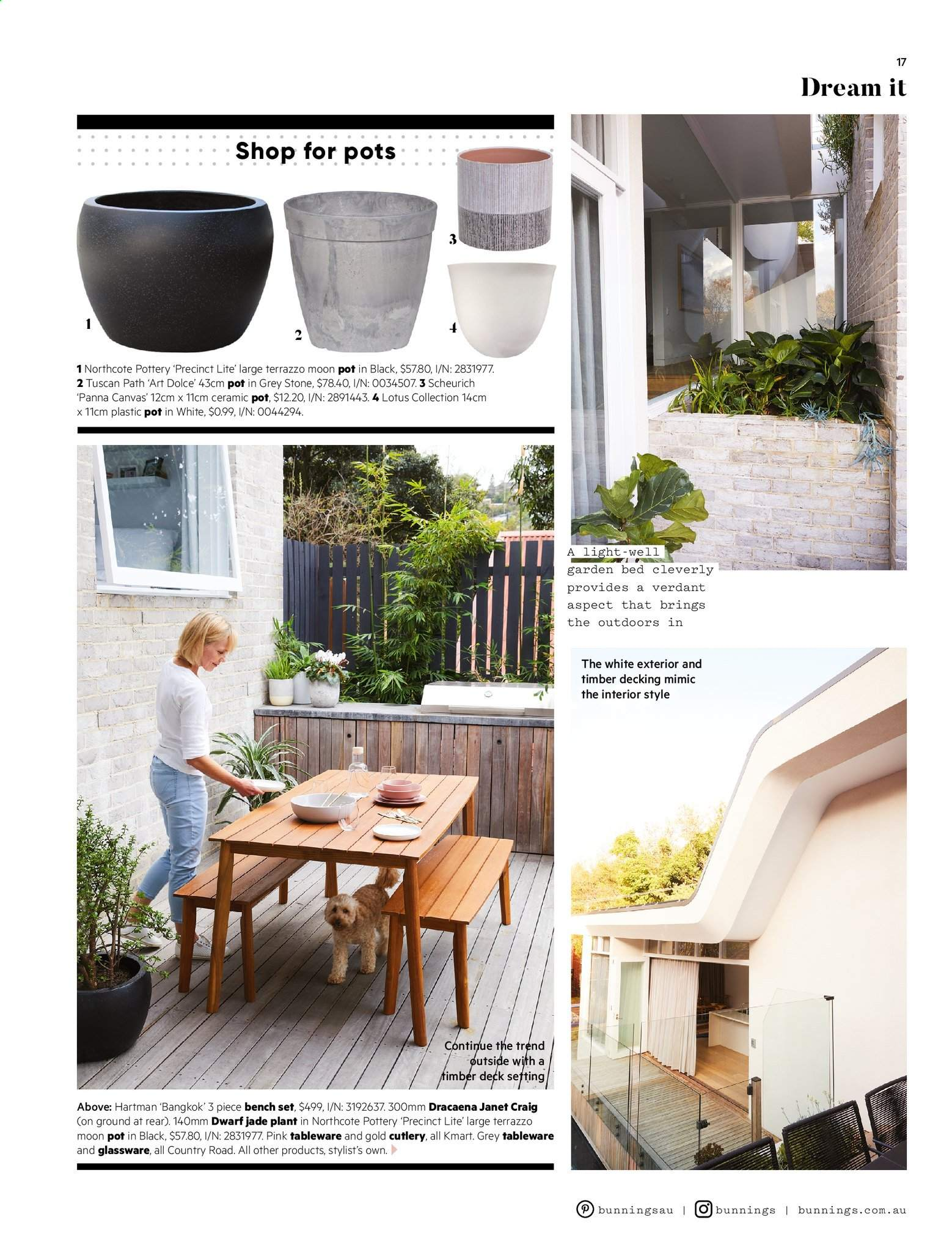 Picture of: Bunnings Warehouse Catalogue 1 9 2019 30 9 2019 Page 17 Au Catalogues