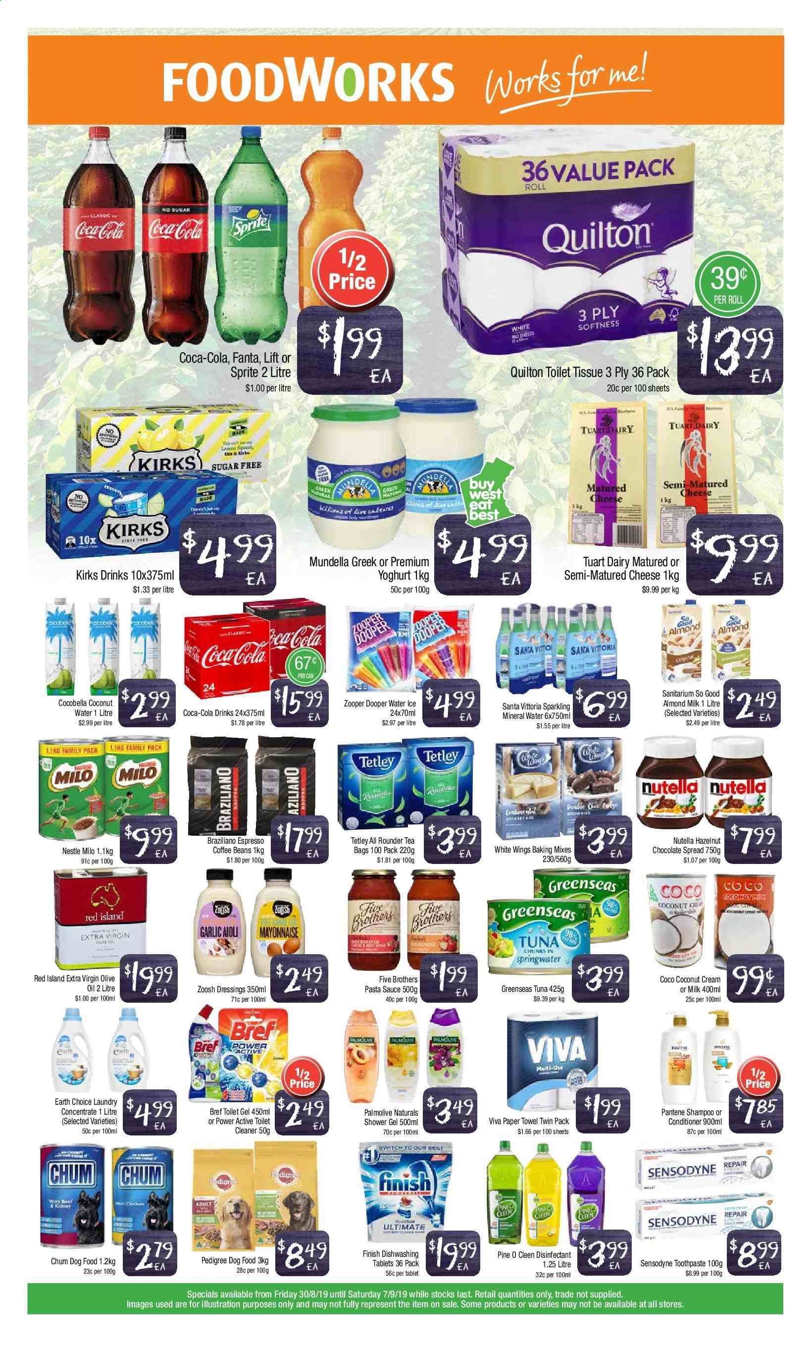 Foodworks catalogue and weekly specials 30 8 2019 - 7 9 2019