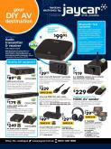Jaycar Electronics Catalogue - 24.9.2019 - 23.10.2019.