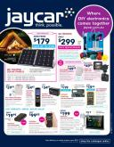 Jaycar Electronics Catalogue - 2.10.2019 - 13.10.2019.
