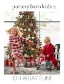 Pottery Barn Kids Catalogue.
