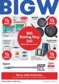 BIG W Catalogue - 25.12.2019 - 8.1.2020.
