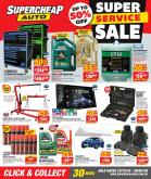 Supercheap Auto Catalogue - 27.12.2019 - 9.1.2020.