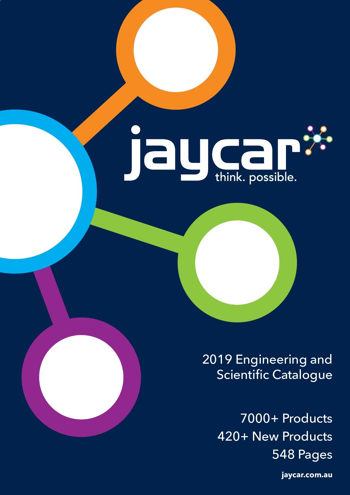 Jaycar Electronics catalogue . Page 1.