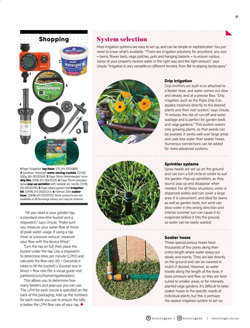 Picture of: Garden Hose Timer Bunnings Dreamsofmylifes