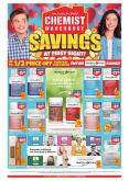 Chemist Warehouse Catalogue - 31.1.2020 - 13.2.2020.