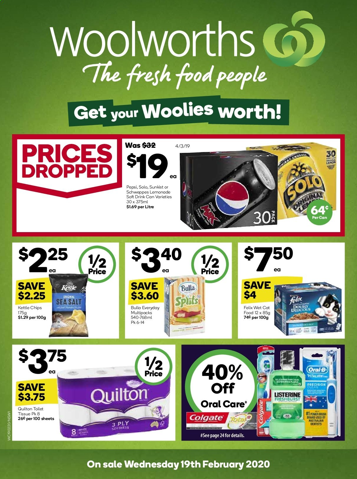 Woolworths Catalogue 19 2 2020 25 2 2020 Au Catalogues