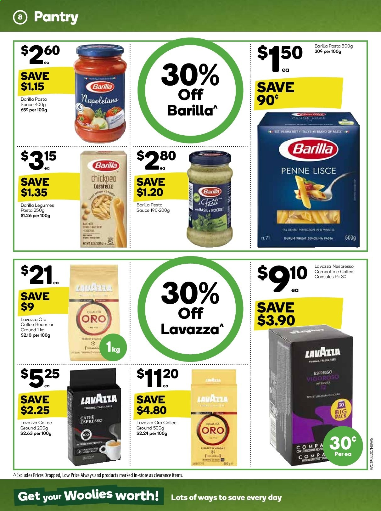 Woolworths Catalogue 19 2 2020 25 2 2020 Page 8 Au Catalogues