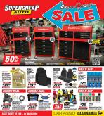 Supercheap Auto Catalogue - 19.2.2020 - 1.3.2020.