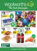 Woolworths Catalogue - 8.4.2020 - 14.4.2020.