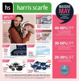 Harris Scarfe Catalogue - 6.5.2020 - 12.5.2020.