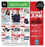 Harris Scarfe Catalogue - 25.5.2020 - 31.5.2020.