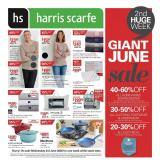 Harris Scarfe Catalogue - 3.6.2020 - 9.6.2020.