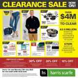 Harris Scarfe Catalogue - 27.7.2020 - 2.8.2020.