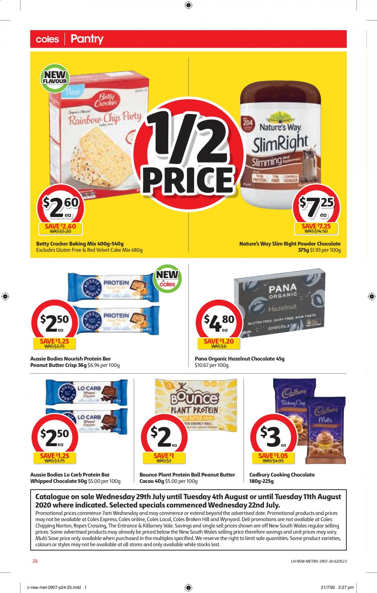 Coles Catalogue 29 7 2020 4 8 2020 Page 24 Au Catalogues