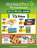 Catalogue Woolworths