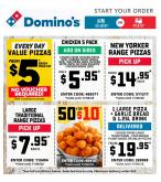 Domino's Catalogue - 11.8.2020 - 11.8.2020.