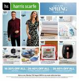 Harris Scarfe Catalogue - 17.8.2020 - 23.8.2020.