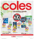 Coles Catalogue - 26.8.2020 - 1.9.2020.