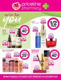 Priceline Pharmacy Catalogue - 27.8.2020 - 9.9.2020.