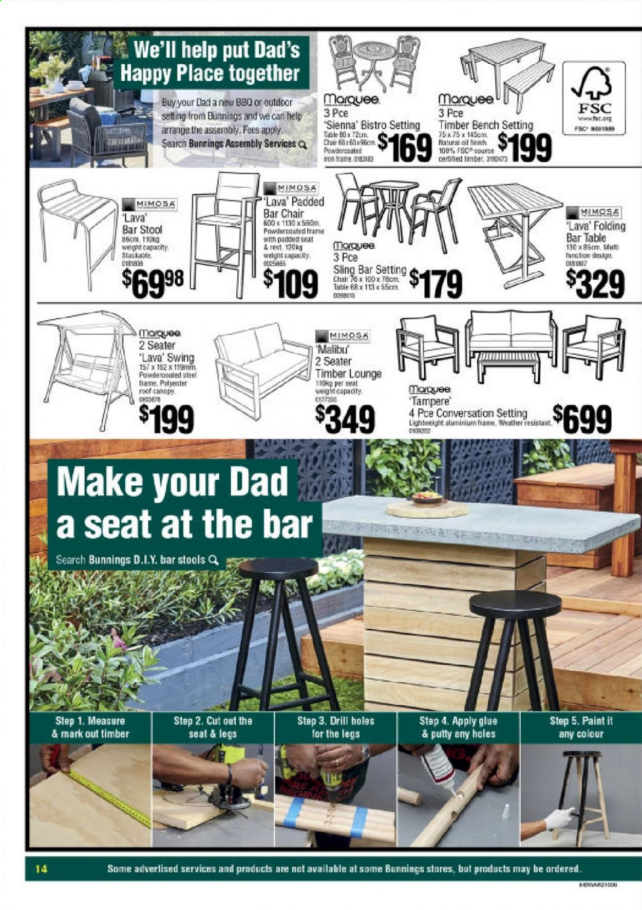 Bunnings Warehouse Catalogue 31 8 2020 6 9 2020 Page 14 Au Catalogues