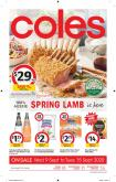 Coles Catalogue - 9.9.2020 - 15.9.2020.