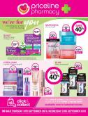 Priceline Pharmacy Catalogue - 10.9.2020 - 23.9.2020.