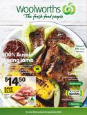 Woolworths Catalogue - 16.9.2020 - 22.9.2020.