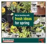 Bunnings Warehouse Catalogue - 16.9.2020 - 11.10.2020.