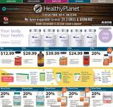 Healthy Planet Flyer - May 14, 2020 - June 10, 2020.