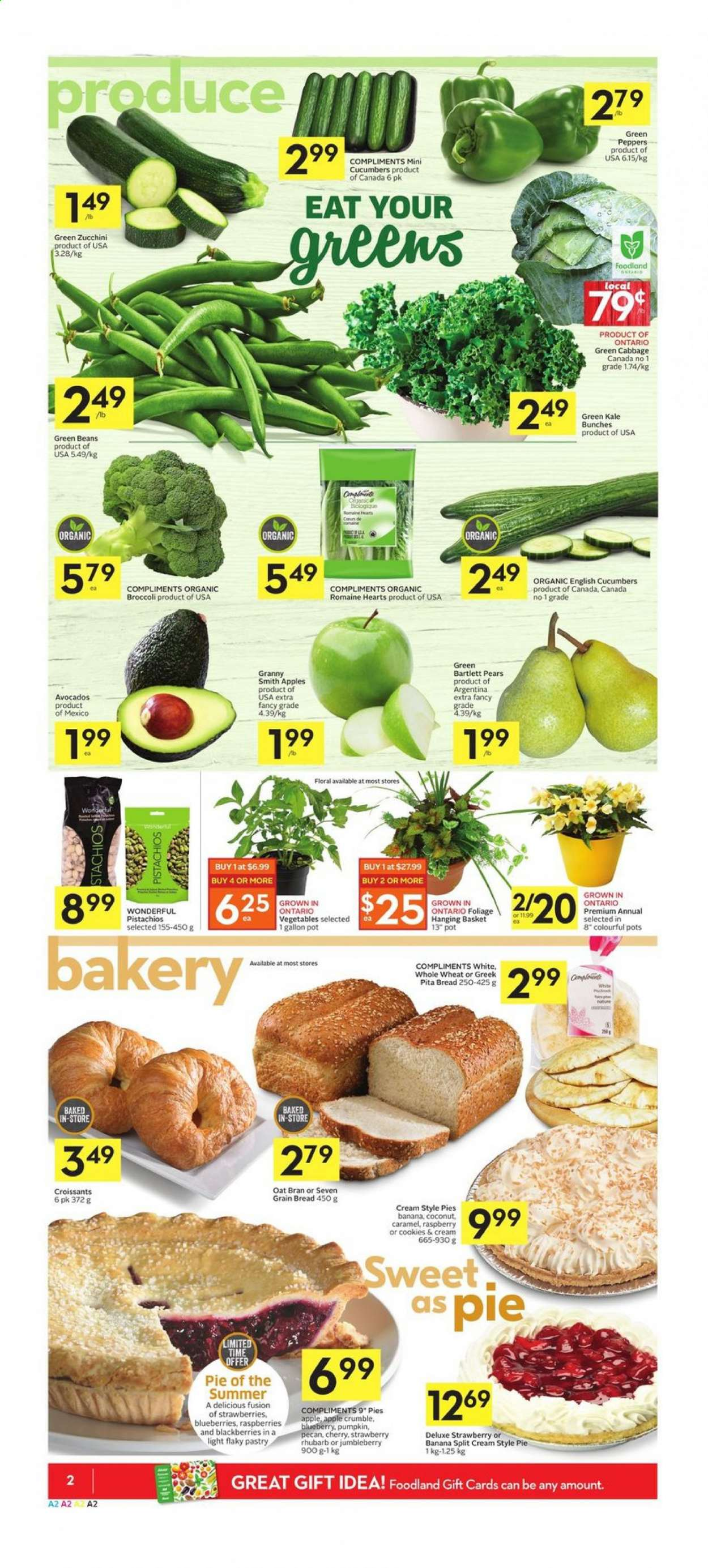 Foodland Flyer  - May 21, 2020 - May 27, 2020. Page 2.