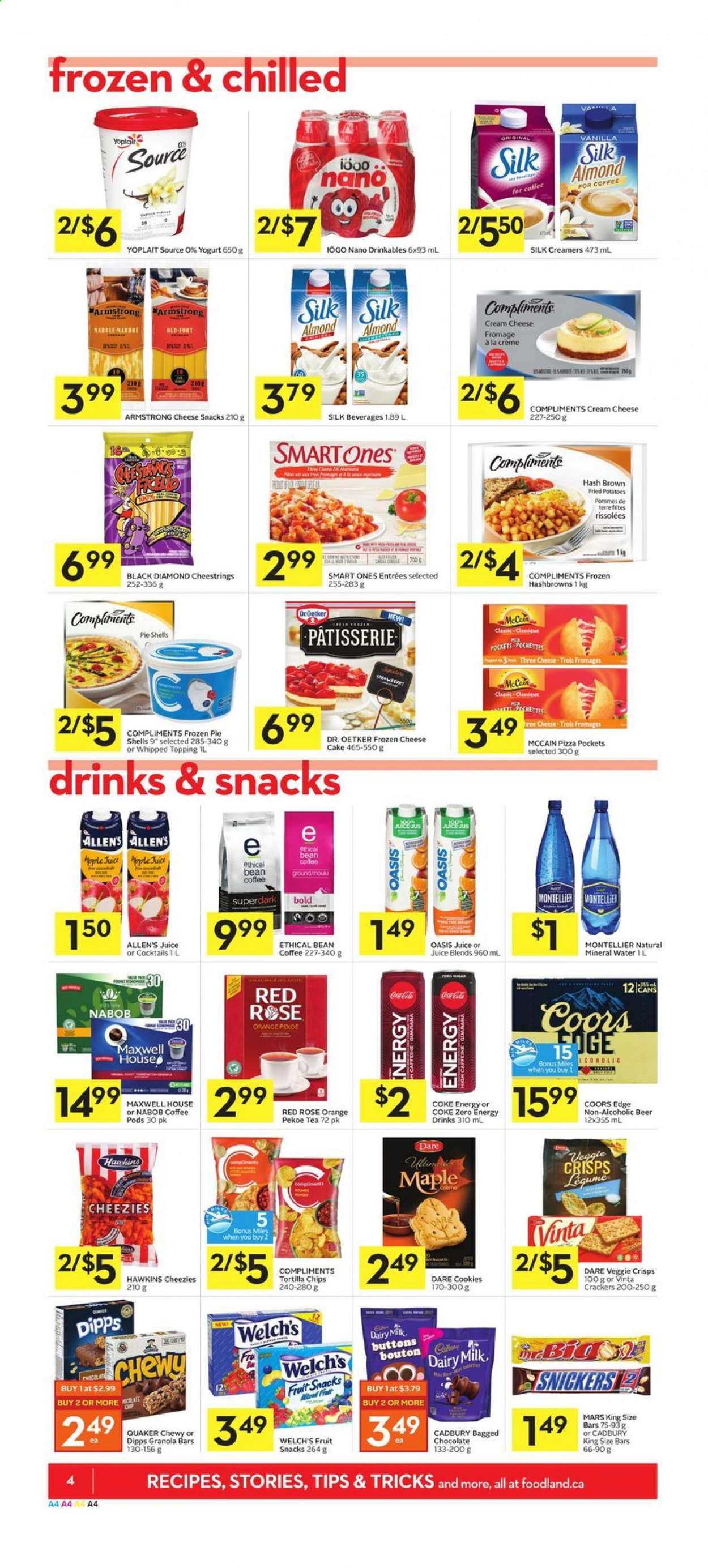 Foodland Flyer  - May 21, 2020 - May 27, 2020. Page 4.
