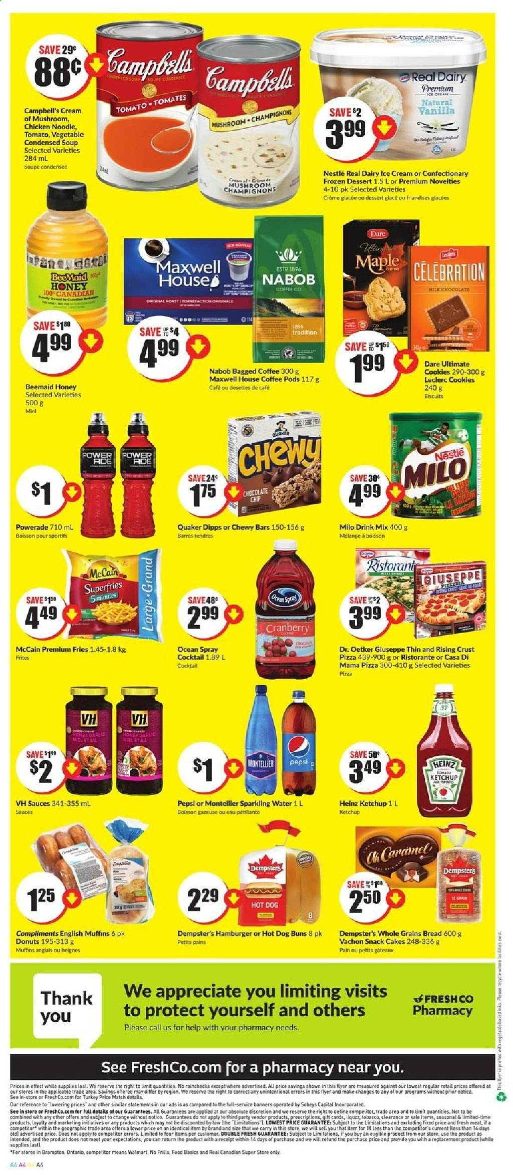 FreshCo. Flyer  - May 28, 2020 - June 03, 2020. Page 4.
