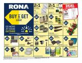 RONA Flyer - May 28, 2020 - June 03, 2020.