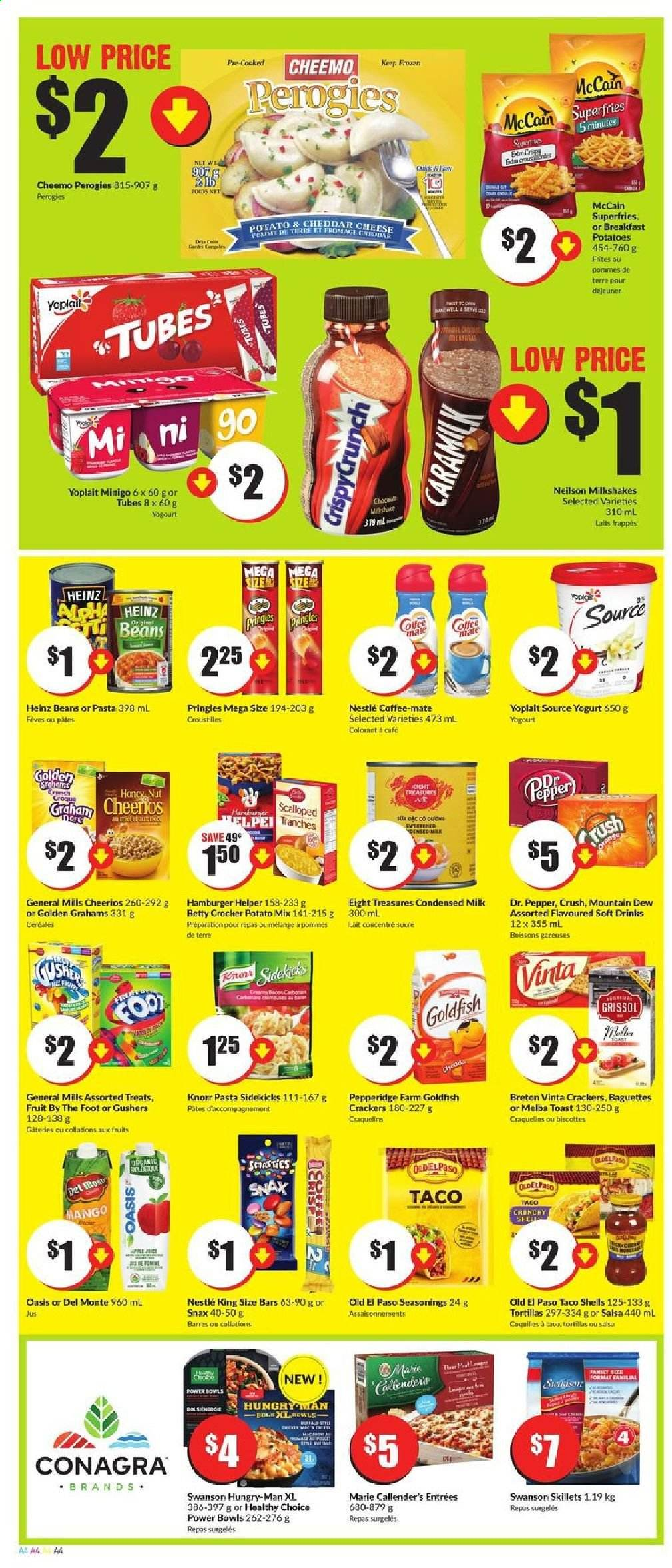 FreshCo. Flyer  - June 04, 2020 - June 10, 2020. Page 4.