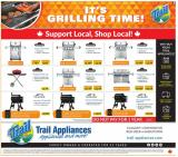Trail Appliances Flyer - June 04, 2020 - June 28, 2020.