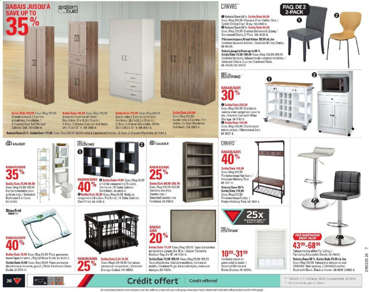 Canadian Tire flyer June 13, 13 - June 13, 13  Canadian Flyers
