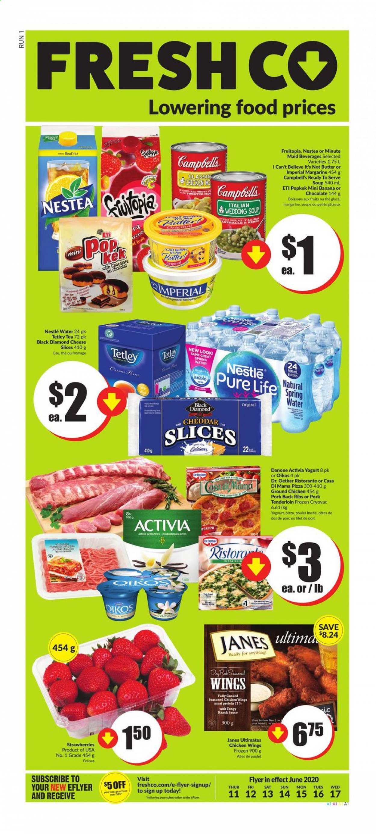 FreshCo. Flyer  - June 11, 2020 - June 17, 2020. Page 1.
