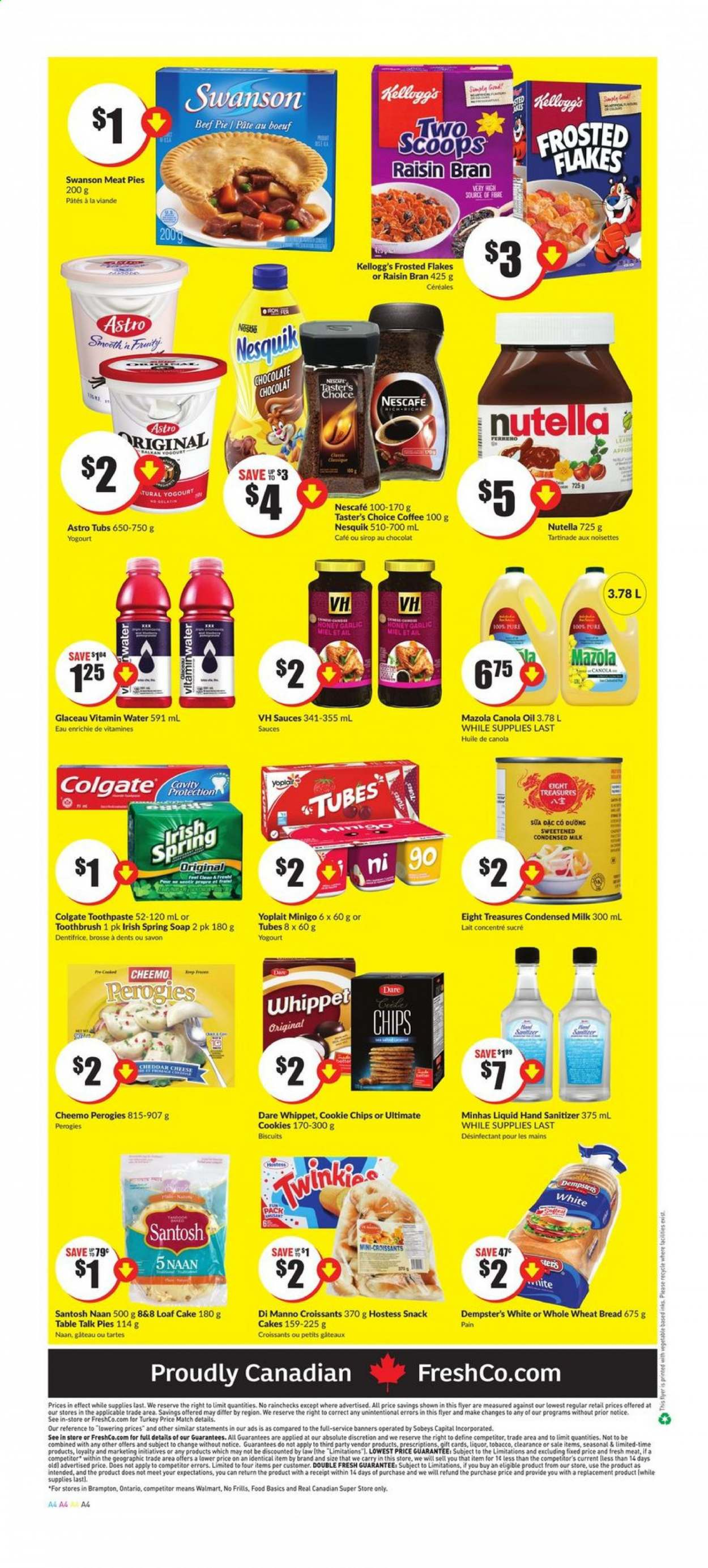 FreshCo. Flyer  - June 11, 2020 - June 17, 2020. Page 4.