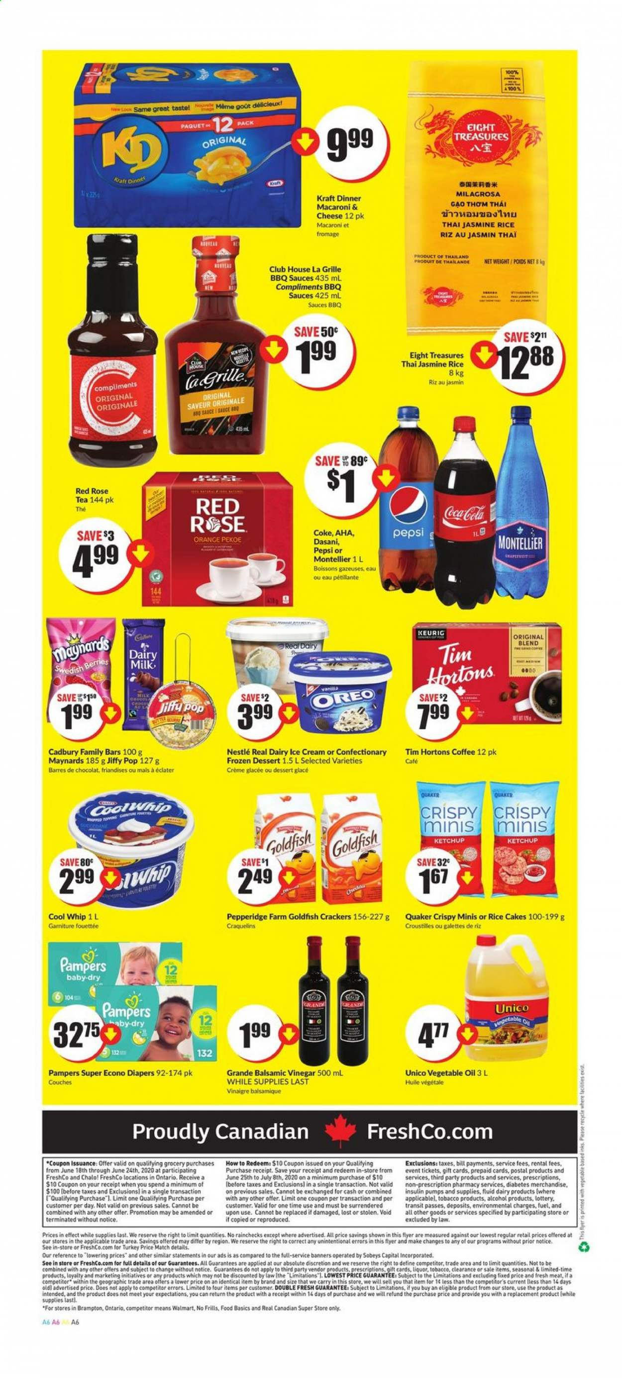 FreshCo. Flyer  - June 18, 2020 - June 24, 2020. Page 6.